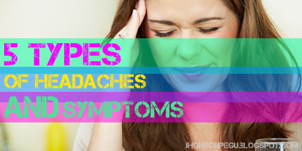 HEADACHES AND SYMPTOMS