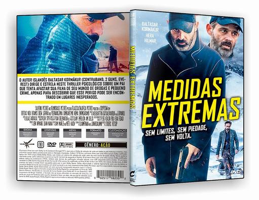 DVD-R Medidas Extremas – AUTORADO