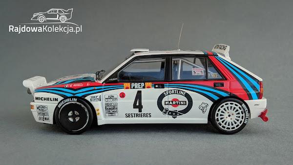 HPI-Racing Lancia Delta HF Integrale EVO, Winner Rallye Monte-Carlo 1992