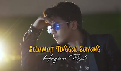 Download Lagu Haqiem Rusli - Selamat Tinggal Sayang Mp3 Terbaru