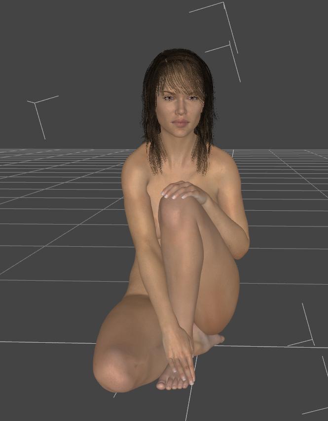 3D Printed Nudes