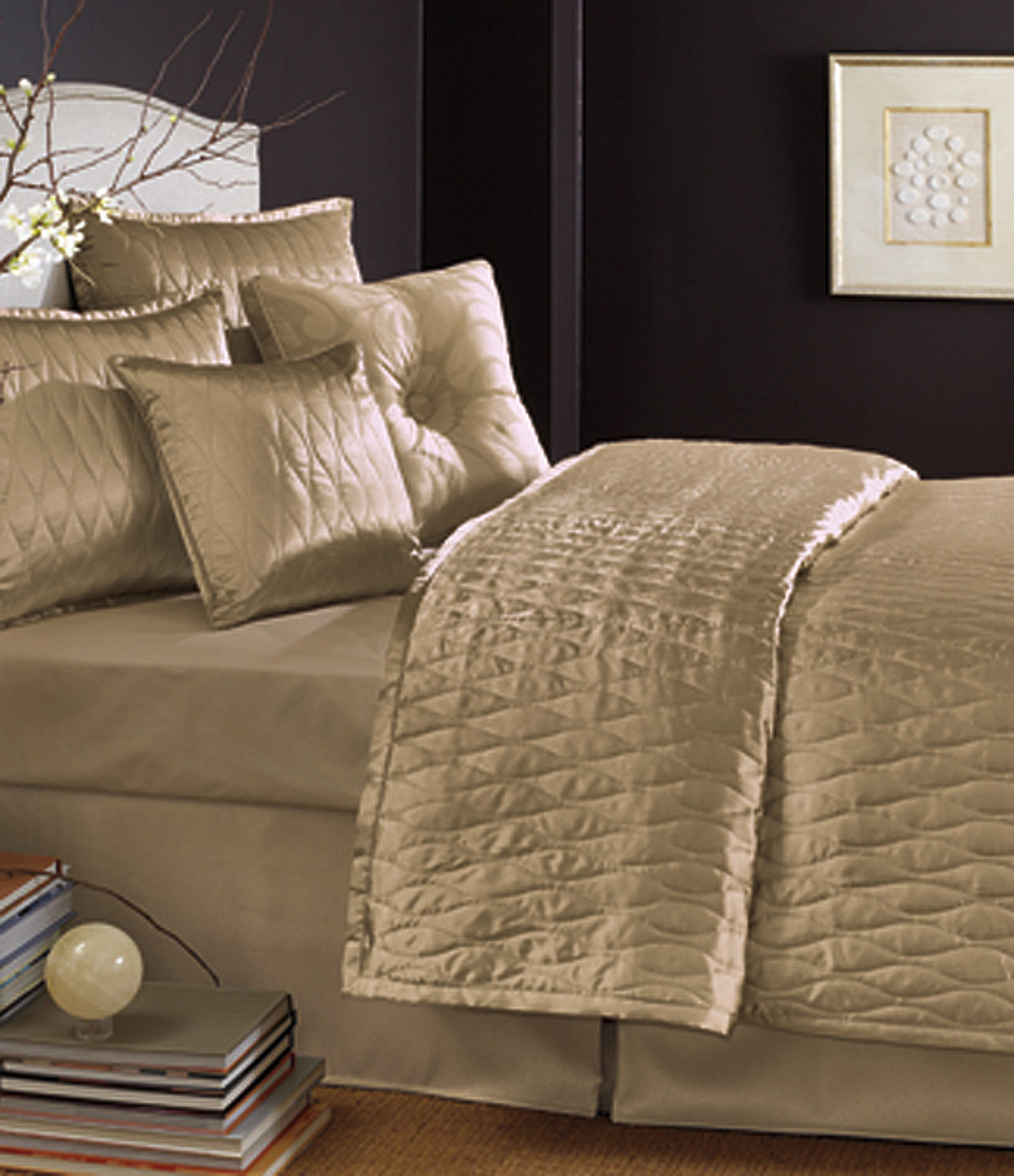 Candice Olson Blue Living Rooms: Modern Furniture: 2013 Candice Olson Bedding Collection