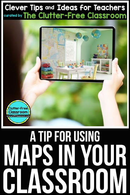 Are you wondering how to decorate your classroom without spending a lot of money? This classroom decoration tip will be helpful to elementary teachers.