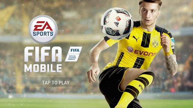 FIFA Mobile Football v3.2.2