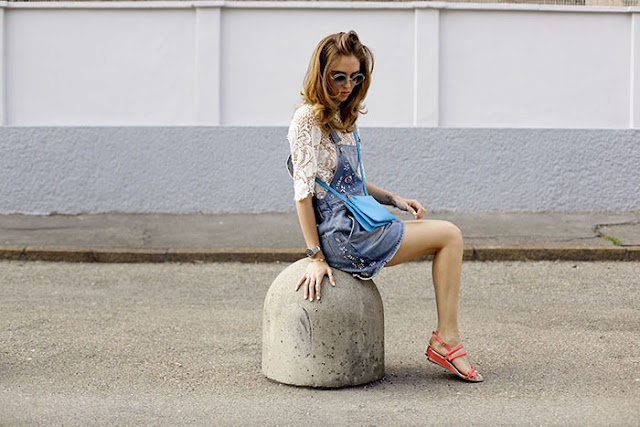 Outfit Inspiration - How to Wear Overalls