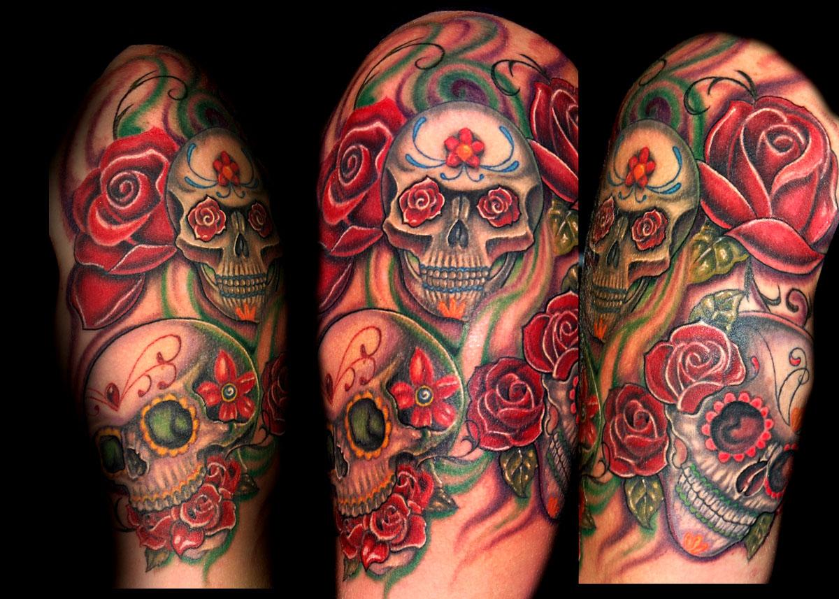 half sleeve tattoos meaning 70