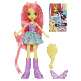 MLP Equestria Girls Original Series Single Fluttershy Doll