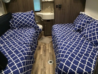 Winnebago Fuse bedding