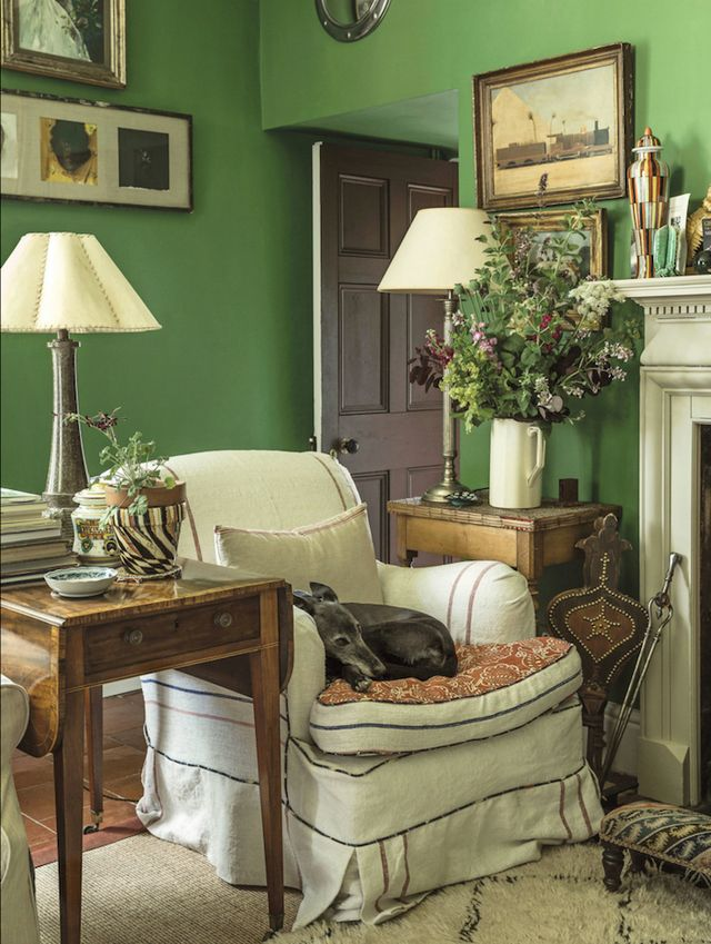 Decor Inspiration English Countryside Home Cool Chic
