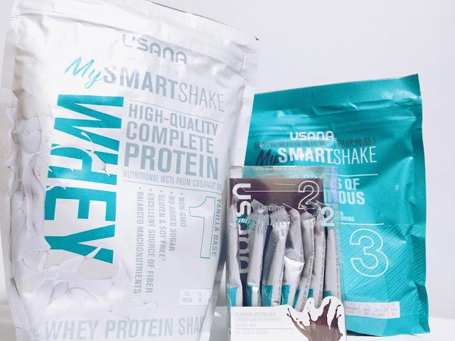 Usana MySmartShake - Personalised protein shake (Chocolate)