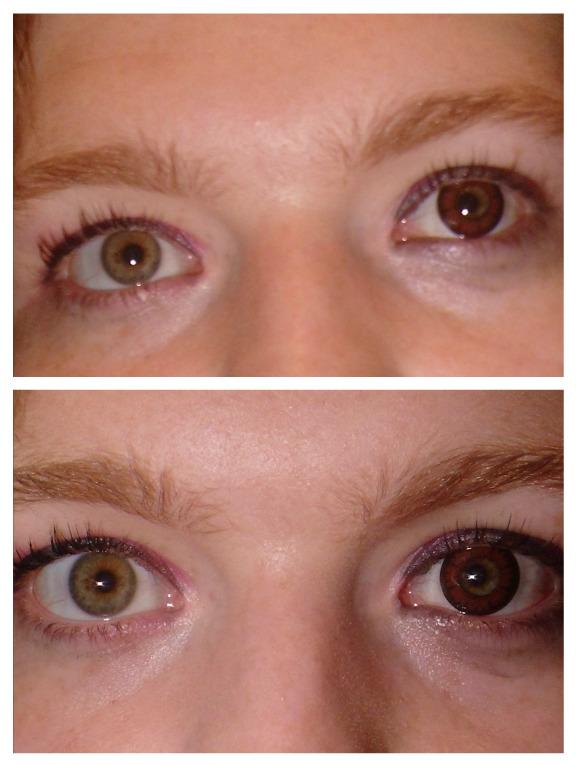 Moje tmavo hnedé oči - Lifi.sk c733cc70b41