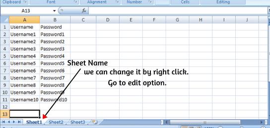 How to create Excel sheet using Apache POI API