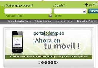 EMPLEO.gob.mx bolsa de trabajo en Mexico