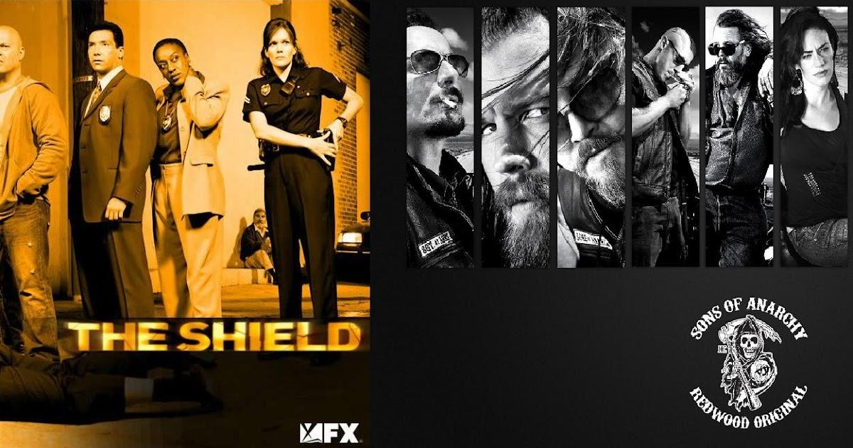 e246622349 Y tú de quien eres: The Shield o Sons Of Anarchy   Los Lunes Seriéfilos