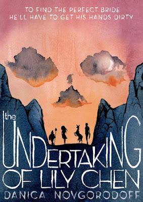 The Undertaking of Lily Chen, Danica Novgorodoff, Book Review, InToriLex