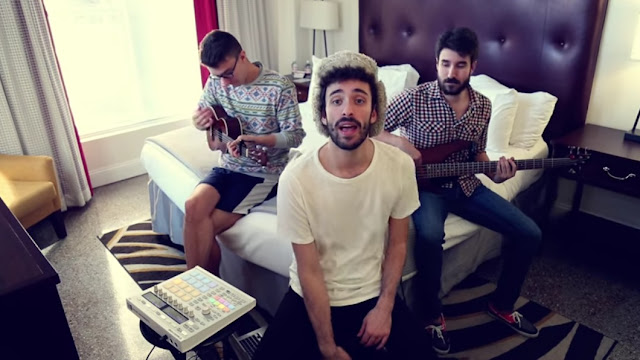 AJR cover Ed Sheeran's 'Shape Of You' // new single 'Weak' out now