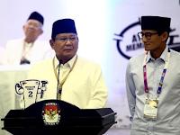 Buku Biru, 'Senjata' Prabowo-Sandi Jawab Isu-Isu Sensitif