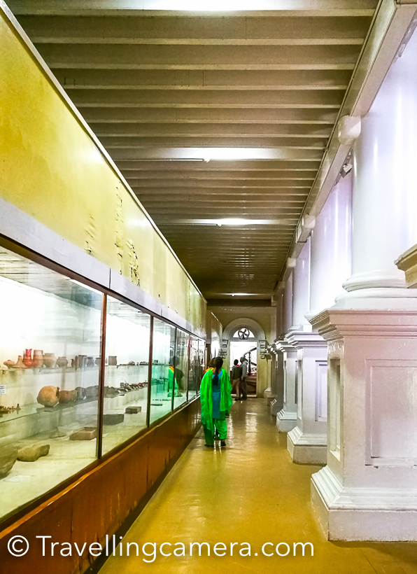Museum is very well maintained and I was happy to see lot of people visiting the museum & were respectful towards the space. It was such an inspiring visit to the museum as I also got to see 2 curated shows and it was the last day of those shows. I would be doing a separate story on these exhibitions as one of them was about bhuj earthquake and it transformed an Artist's life.