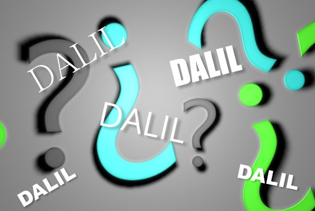 Tidak Ada Dalilnya atau Tidak Tahu Dalilnya?