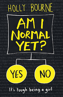 Am I Normal Yet? by Holly Bourne book one in the spinsters club