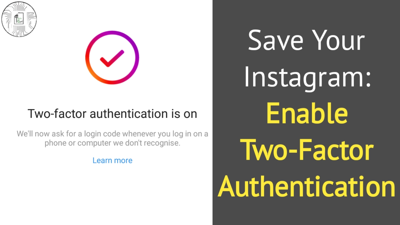 Instagram Adds 3rd Party App Support in Two-Factor Authentication