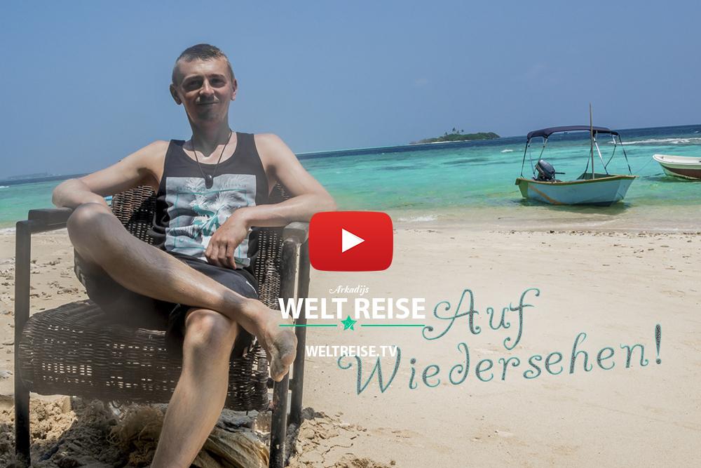 Weltreise Musikvideo