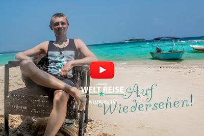 Musikvideo vom Bremerhavener Arkadij Schell zu seiner Weltreise 2018
