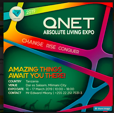 QNET ABSOLUTE LIVING EXPO