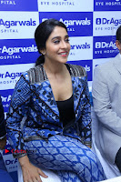 Actress Regina Candra at Dr Agarwal Eye Hospital Inaugaration .COM 0174.JPG