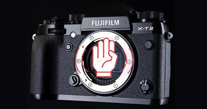 傳富士 X系列相機未來將引入機身防抖系統