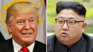 President Trump says 'Only one thing will work' with N Korea.
