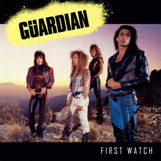 GUARDIAN - First Watch [RetroActive Legends Remastered +2] (2018) full