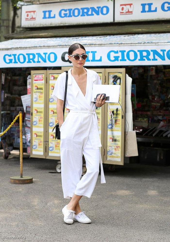 Seven White Hot Looks For Summer