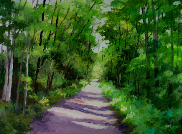 Nel' Everyday Painting 1 6 13