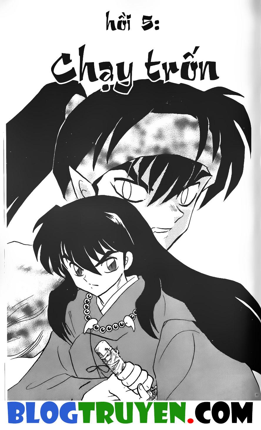 Inuyasha vol 21.5 trang 2