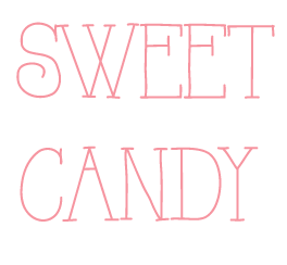 Sweet Candy : Envye Premade Blogger Template