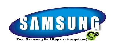 Rom Samsung Full Repair (4 arquivos) (PDA, AP, MODEM, PHONE