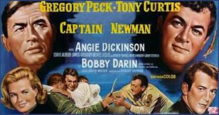 Cartel: El capitán Newman (1963)