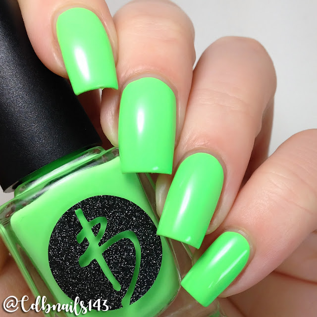 Bliss Polish-Down In Keylime Go