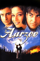 Aarzoo (1999) Full Movie Hindi 720p HDRip ESubs Download