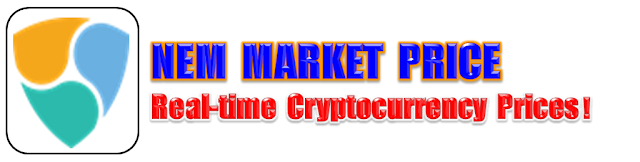 price on nem xem cryptocurrency