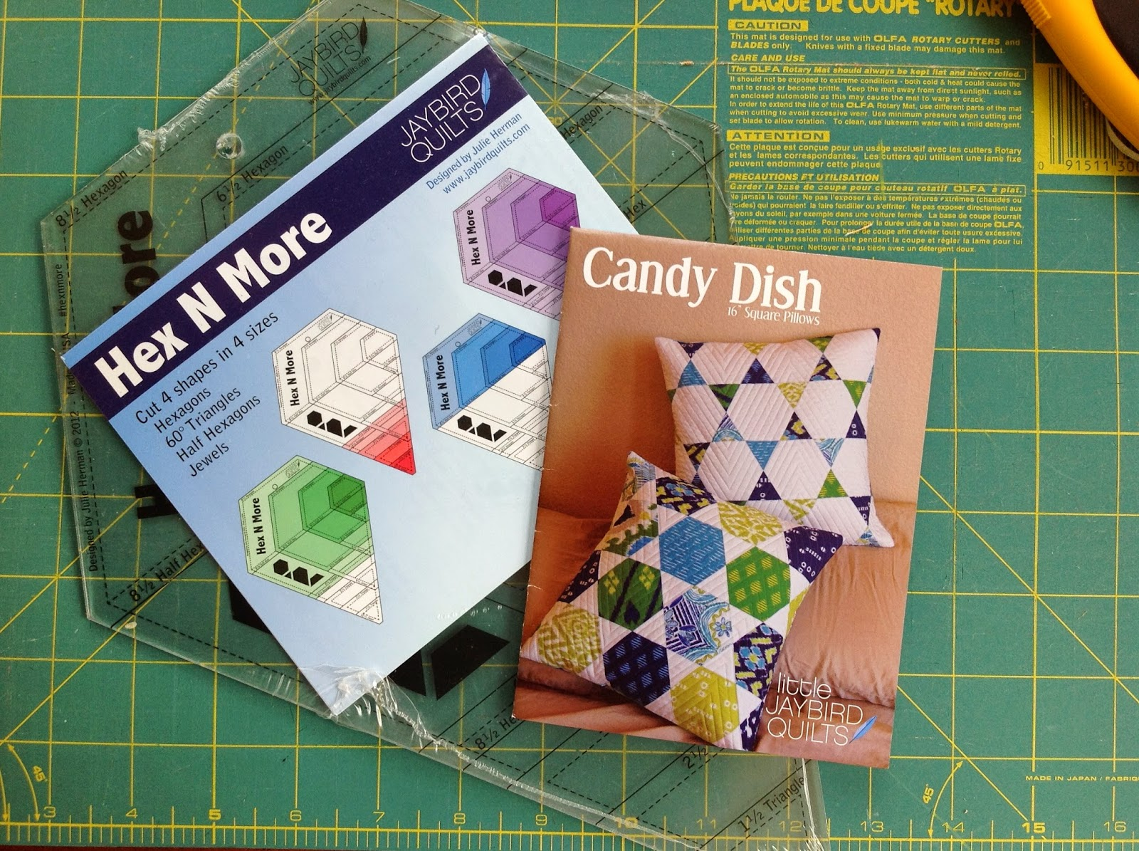 Jaybird Pattern Review Candy Dish Sew Sweetness