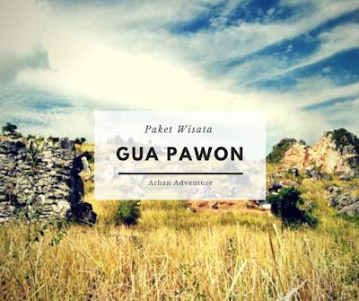 Paket Wisata Gua Pawon Dan Stone Garden