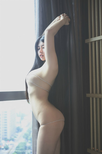 Hot girls Sexy angle porn star with Bandage bikini 11