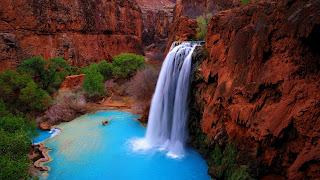 Foto air terjun terindah dunia