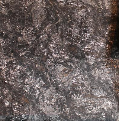 Golden kosmus 18 in. x 18 in. granite tile - flamed finish