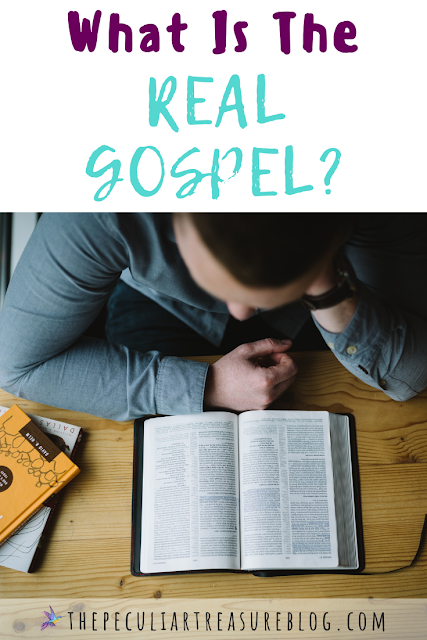 what-is-the-gospel?