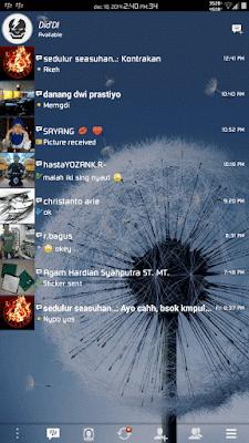 BBM Mod Full Transparan v2.6.0.30 APK