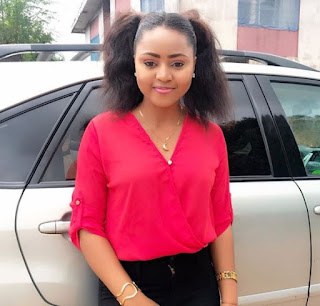 Nollywood Actress, Regina Daniels Is Officially A University Student