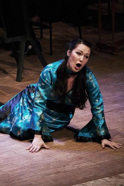 Эльнара Шафигуллина – оперная певица